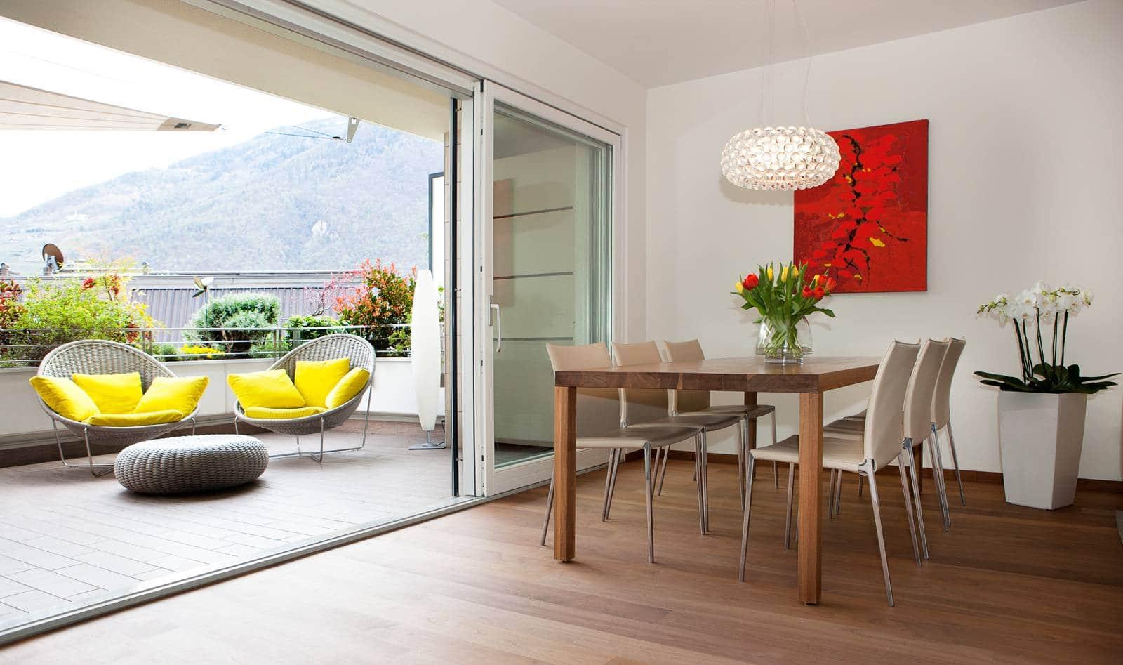 Dise o de planos de apartamento e interior for Diseno de interiores departamentos modernos