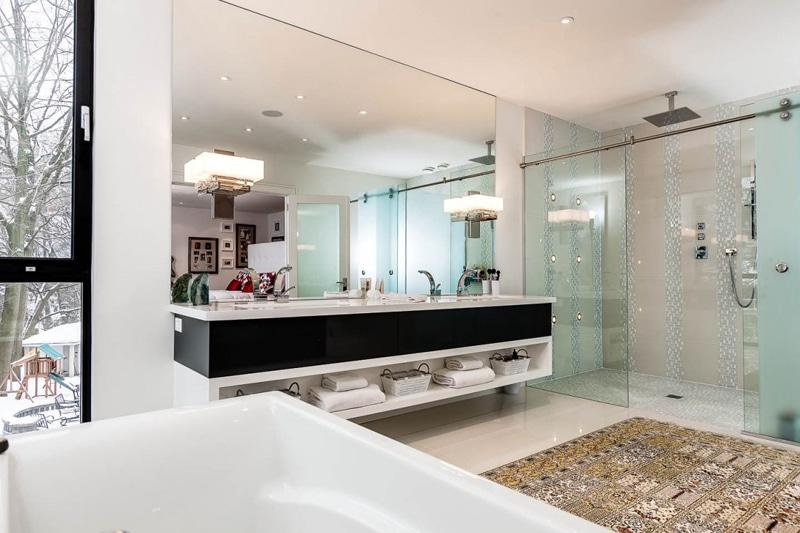 Casa de dos pisos planos y decoraci n for Lavaderos modernos