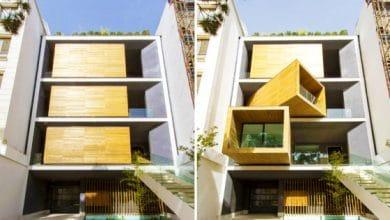 Photo of Diseño de casa que se adapta al clima mediante módulos móviles gracias a las nuevas tecnologías de la construcción
