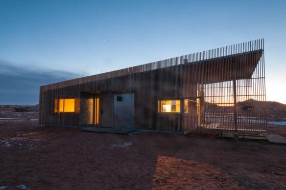 Diseño de fachada de casa de un piso
