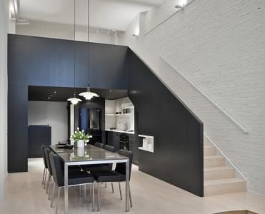 Loft construye hogar for Diseno de interiores de apartamentos modernos