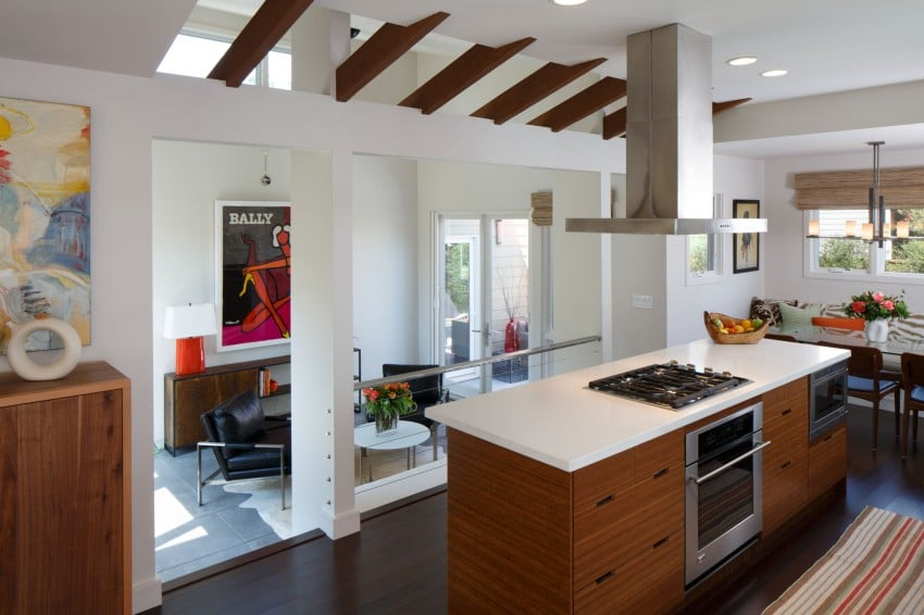 Kitchen Remodels With Low Ceiling