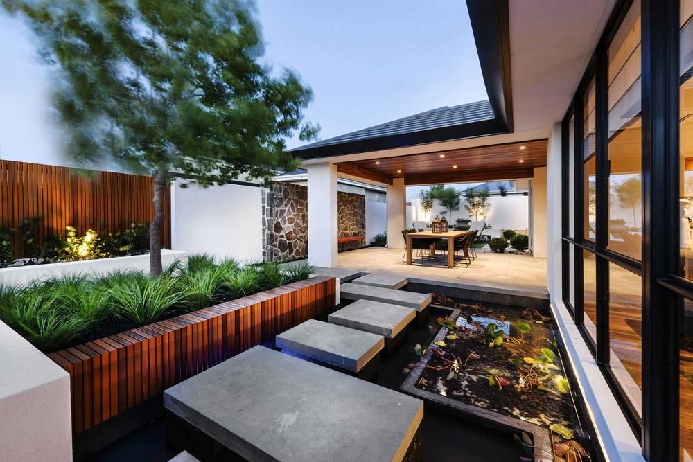 planos de casas estilo zen