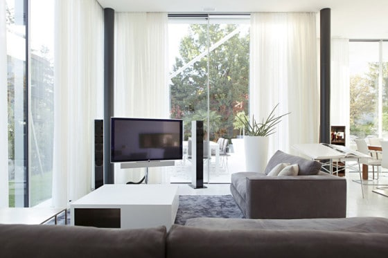 Diseño de sala estar