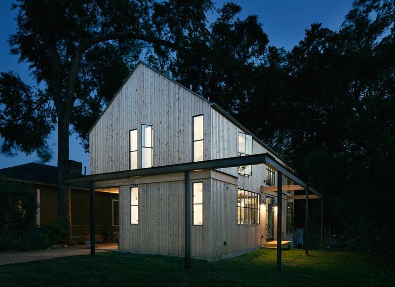 Dise o de casa de campo sencilla construye hogar for Diseno de casa sencilla