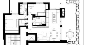 30 mejores dise os de departamentos peque os construye hogar for Dormitorio 3x5