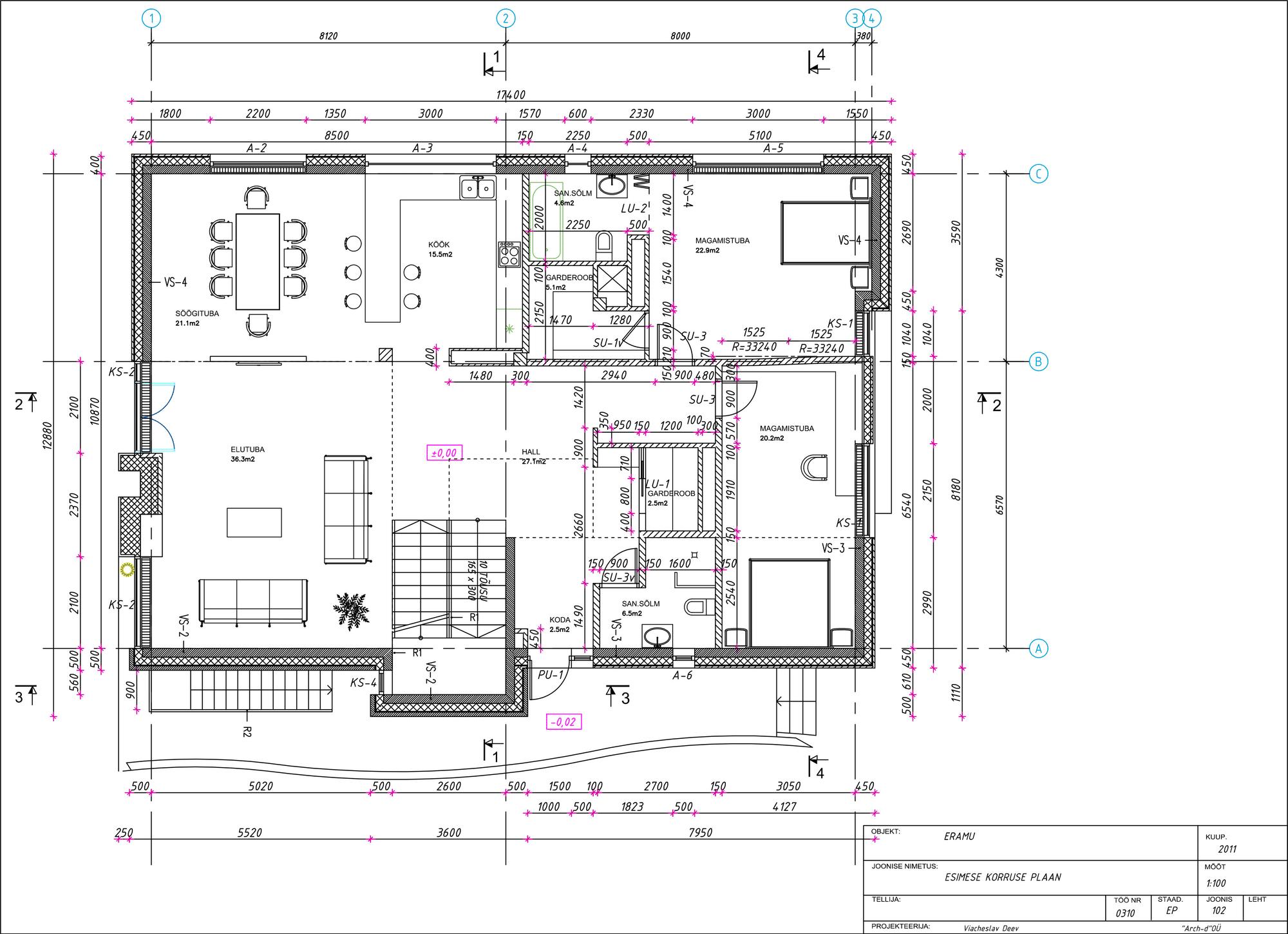 Casa de campo con planos dise o de fachada e interiores for Planos para casas modernas