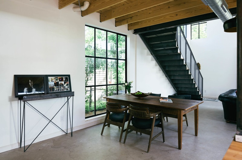Dise o de casa de campo sencilla construye hogar for Cuisine au milieu de la piece