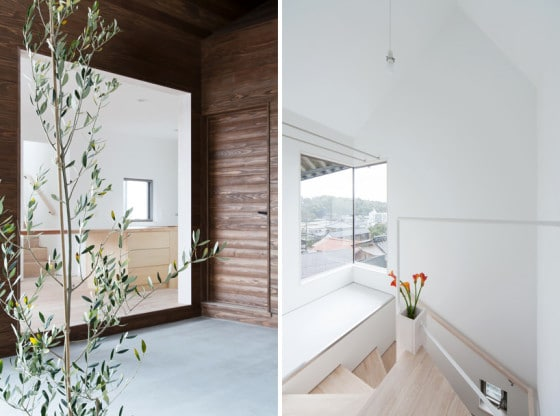 Acabados interiores con madera