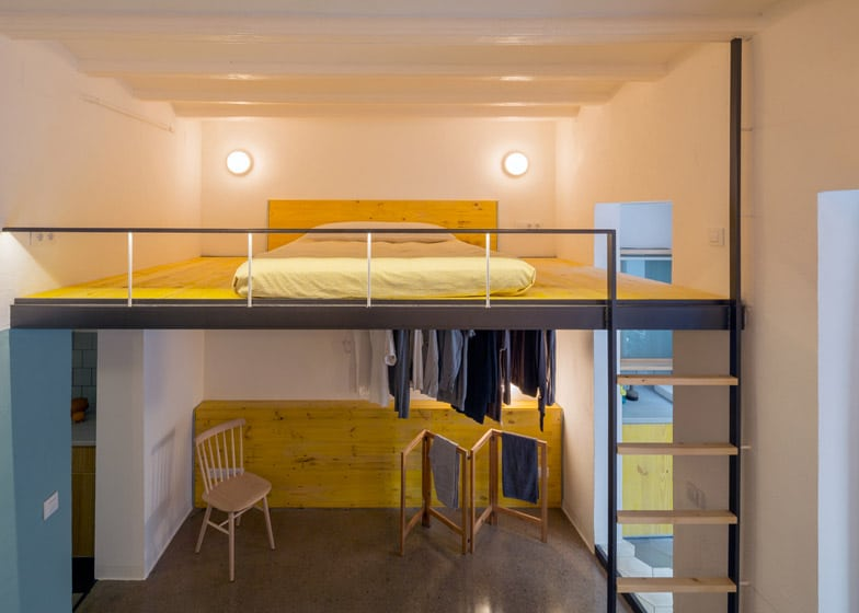 10 formas de organizar espacios peque os casa y for Diseno de departamentos pequenos