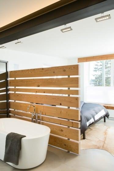 Diseño de cama y tina