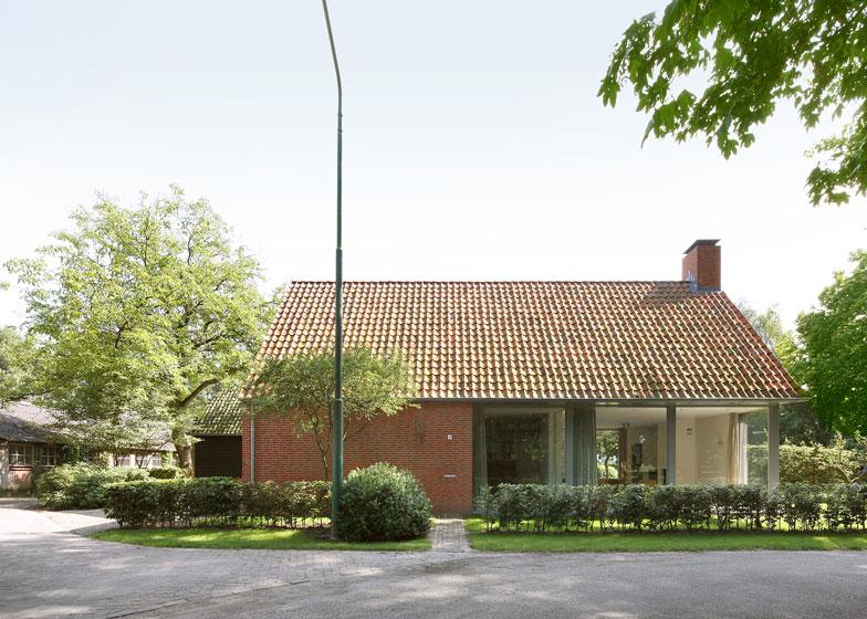 Dise o de casa de campo planos fachada construye hogar - Colores fachadas casas de campo ...