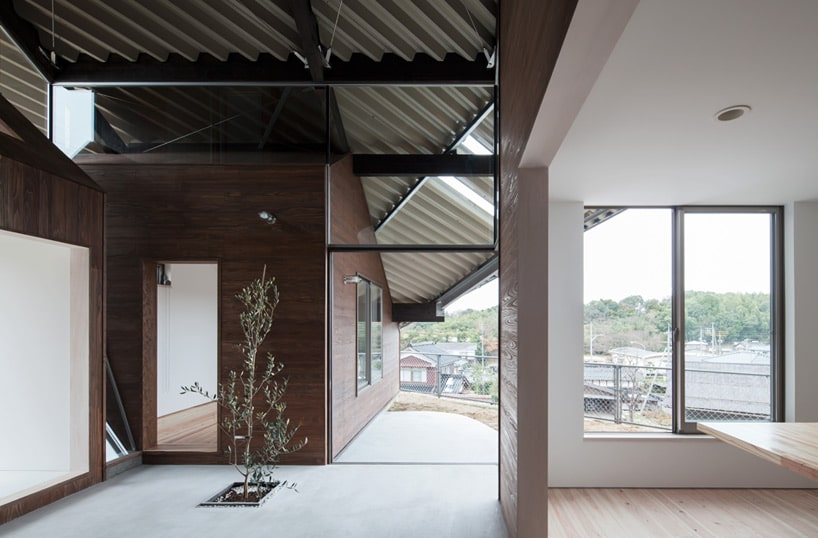 Dise o de casa moderna para todo clima construye hogar for Techos de concreto para casas