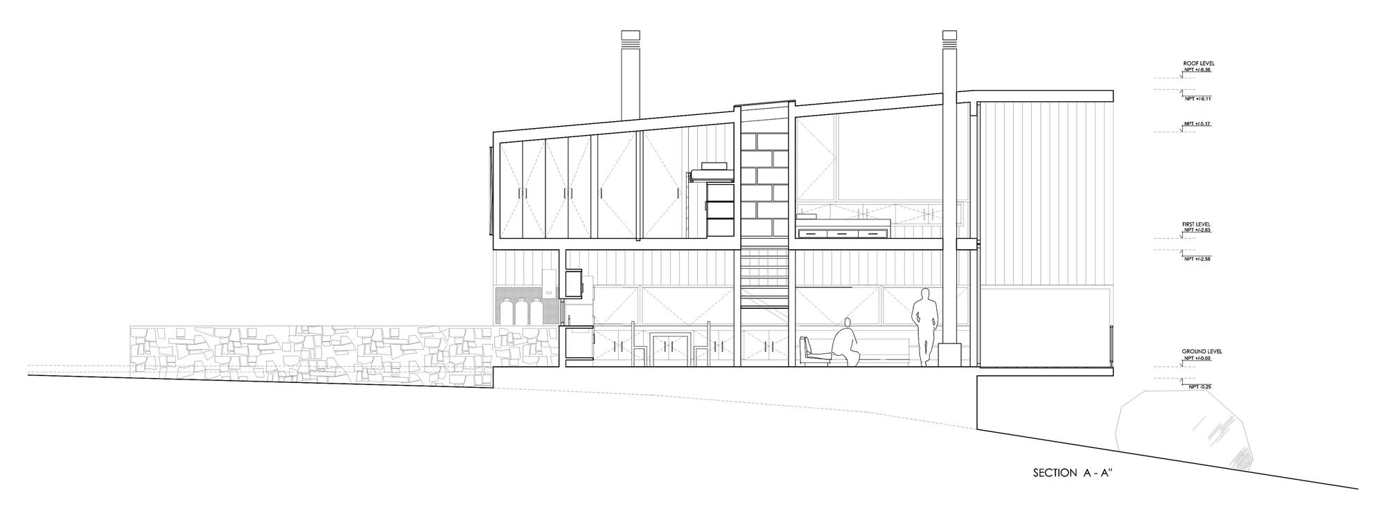 Dise o de casa moderna de dos pisos con planos construye - Diseno de planos de casas ...