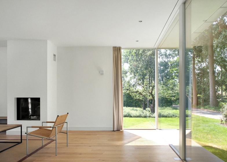 Dise o de casa de campo planos fachada construye hogar for Diseno chimeneas para casas