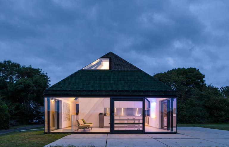 Dise o de casa peque a de campo de madera construye hogar - Casas pequenas de campo ...