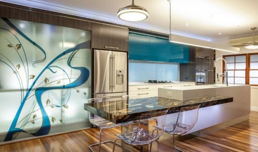 Cocina construye hogar - Cocinas modernas con isla ...