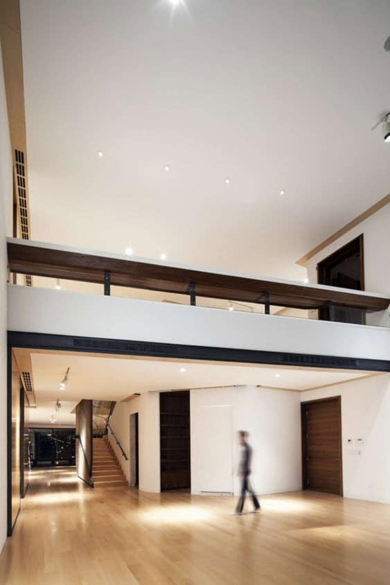 Dise o de departamento de dos pisos de lujo construye hogar for Diseno interior departamento