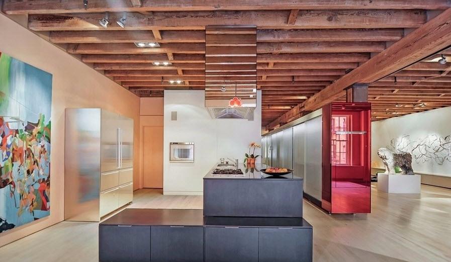 Dise o departamento rectangular planos construye hogar for Diseno de interiores clasico