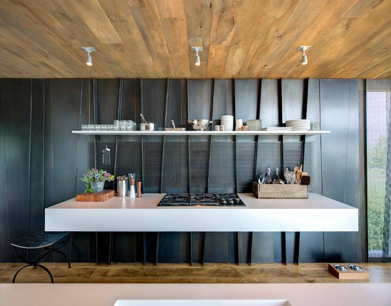 Dise os de modernas cocinas con islas for Diseno de cocinas francesas