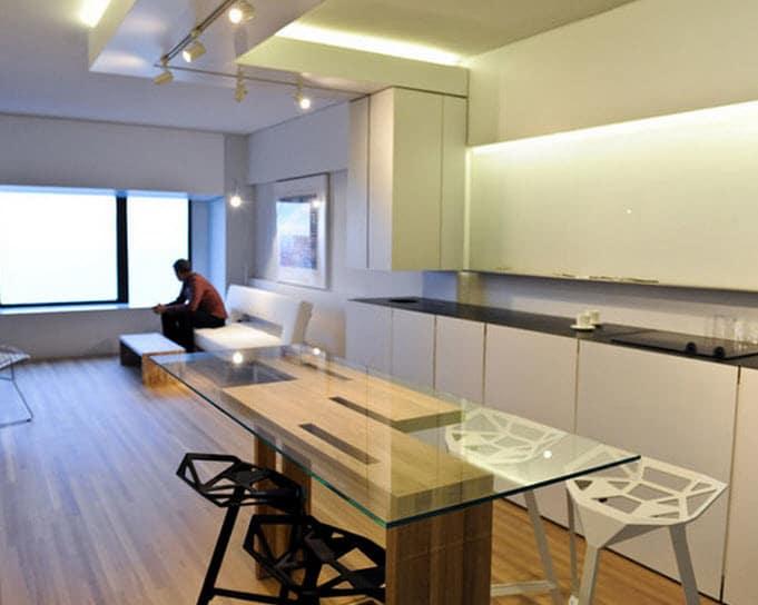 Dise os de modernas cocinas con islas - Cocinas islas modernas ...