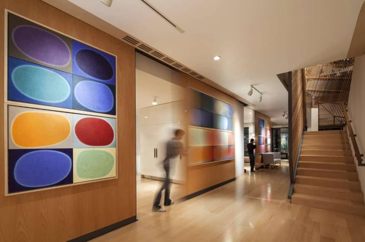 Dise o de departamento de dos pisos de lujo construye hogar for Disenos para departamentos