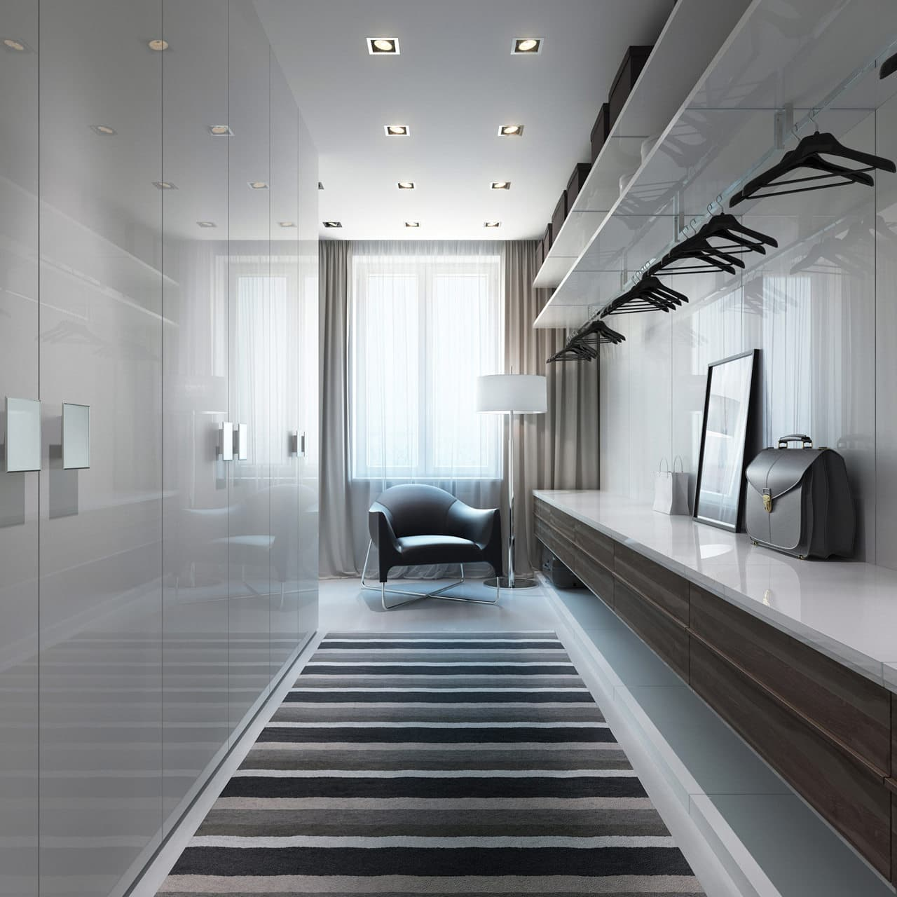 Decoraci n de interiores modernos - Wendy o brien interior planning design ...