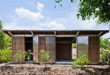 Photo of Diseño de casa pequeña a bajo precio,  estructura de hormigón y materiales de construcción autóctonos