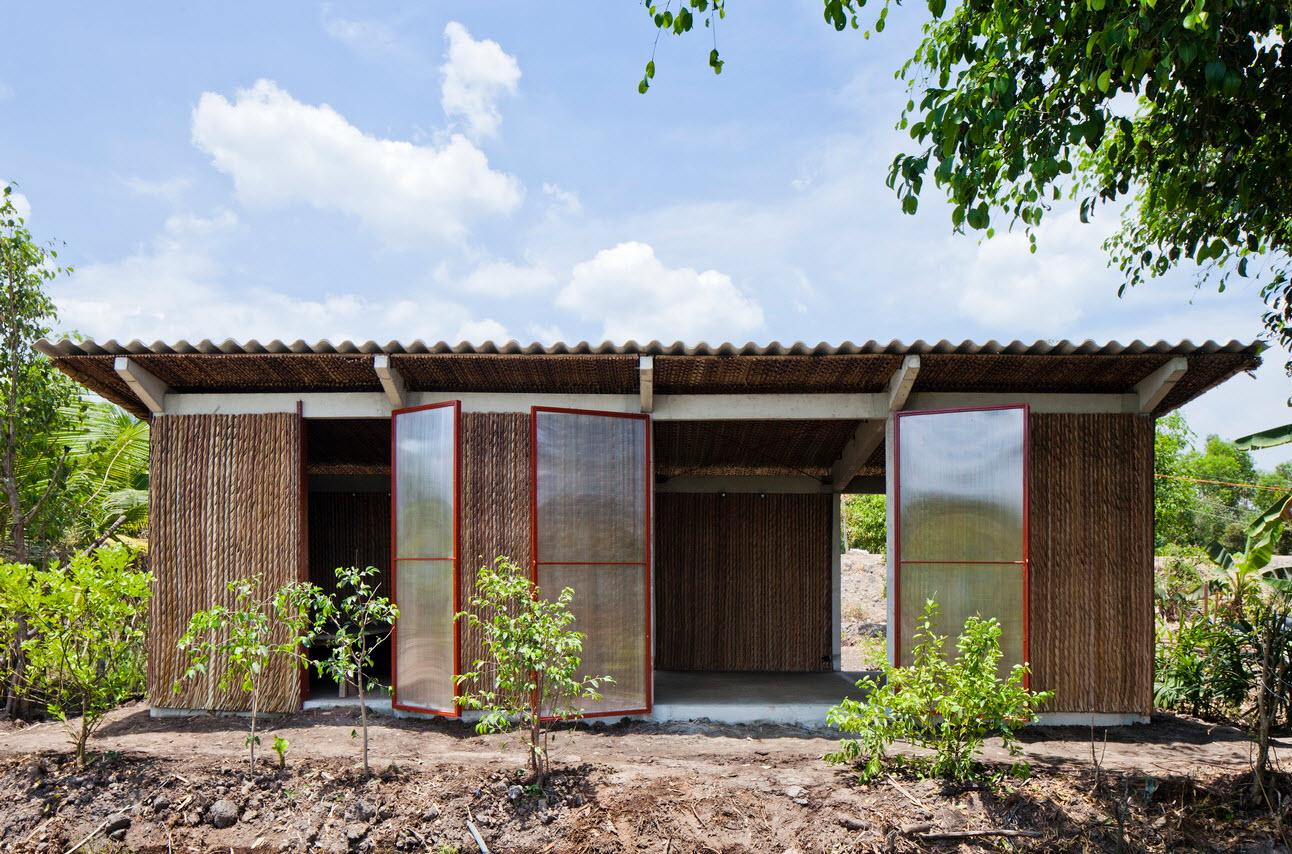 Dise o de casa peque a de campo a bajo precio construcci n construye hogar - Modern homes attic low cost ...