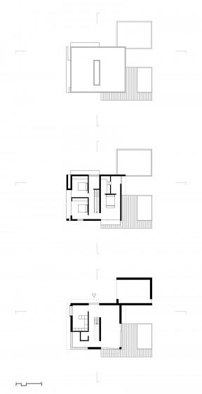 Planos de casa cuadrada