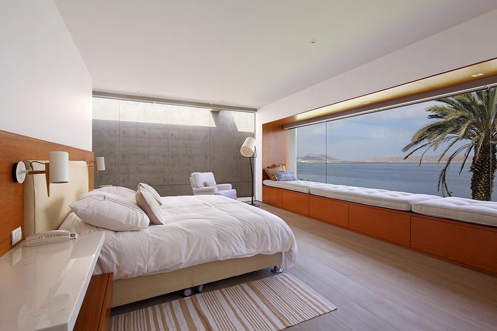 Fachadas de casa moderna de dos plantas for Diseno de interiores modernos casas