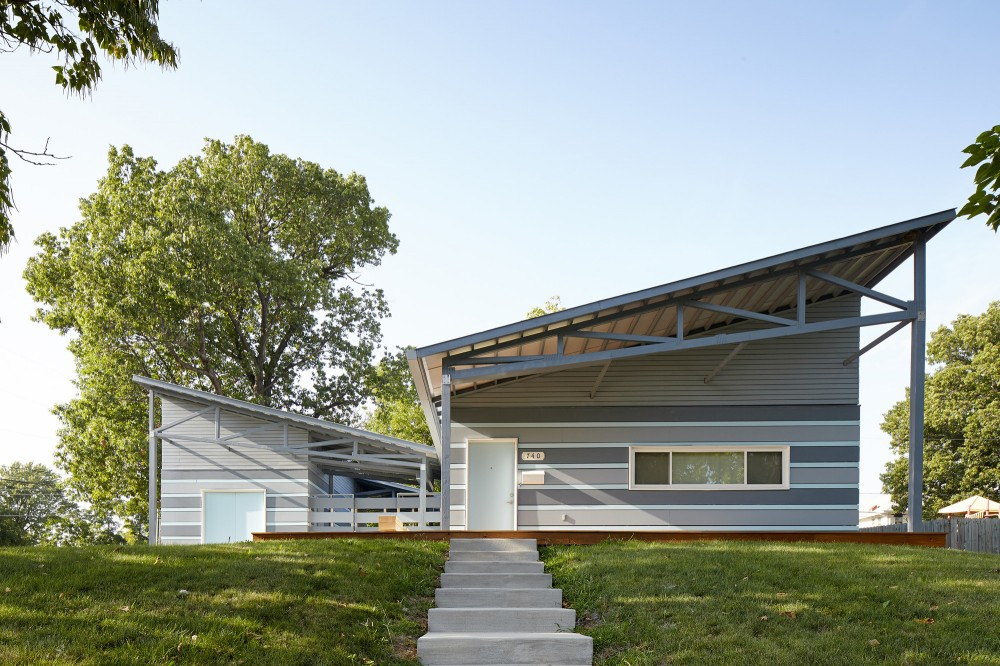 dise o de casa sustentable con planos