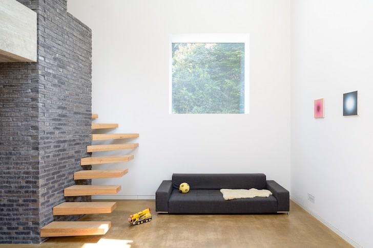 Dise o casa de campo peque a planos fachadas for Disenos de salas de casas