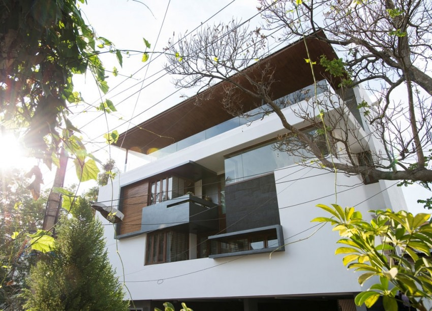 Dise o de planos de casa de tres pisos construye hogar for La azotea de la casa de granada