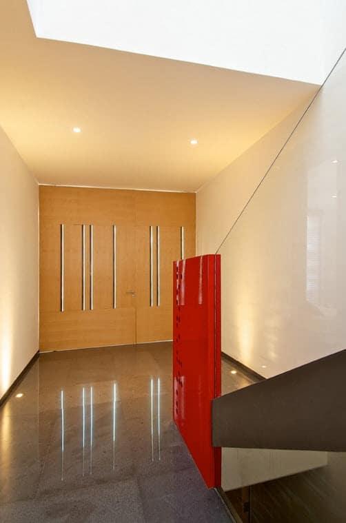 Dise o de planos de casa de dos plantas construye hogar for Ambientes de una casa moderna