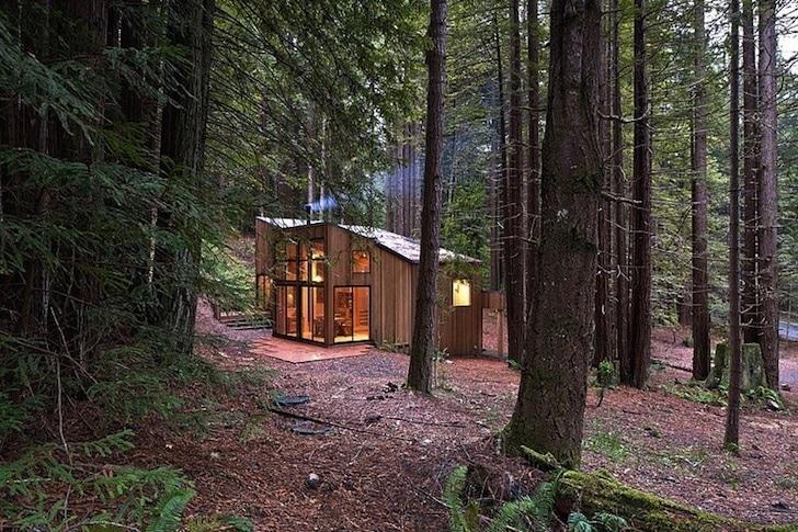 Dise 241 O De Casa De Campo Fachada E Interiores Construye