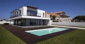 Dise os de casas econ micas y modernas construye hogar for Cuanto sale construir una piscina