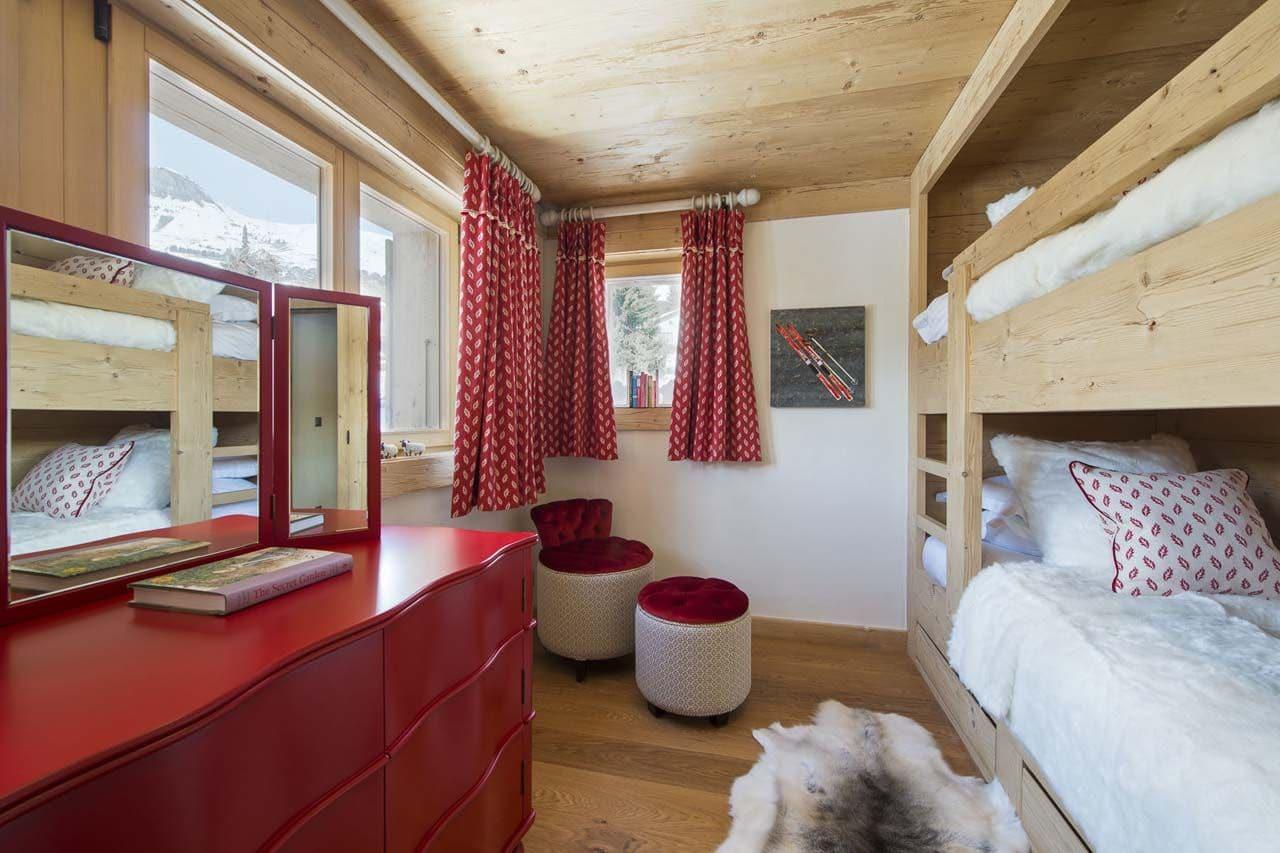 Decoración rústica de casa de campo madera   Construye Hogar