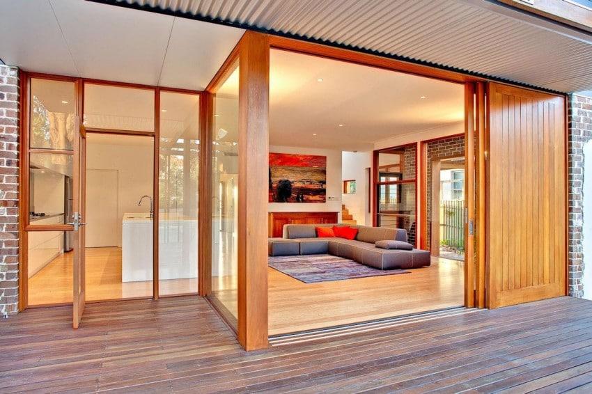 Planos de casa con cuatro dormitorios construye hogar for Modelo de puertas para habitaciones modernas