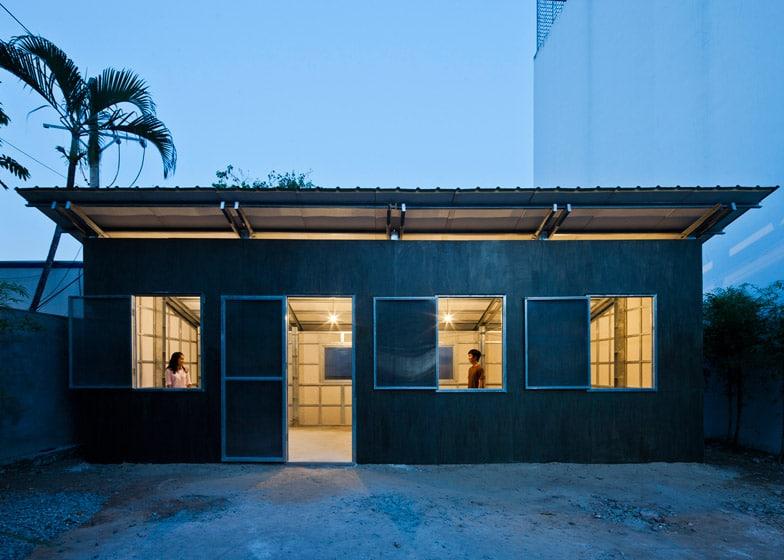 Dise o de casa econ mica antis smica construye hogar for Casa de diseno economica