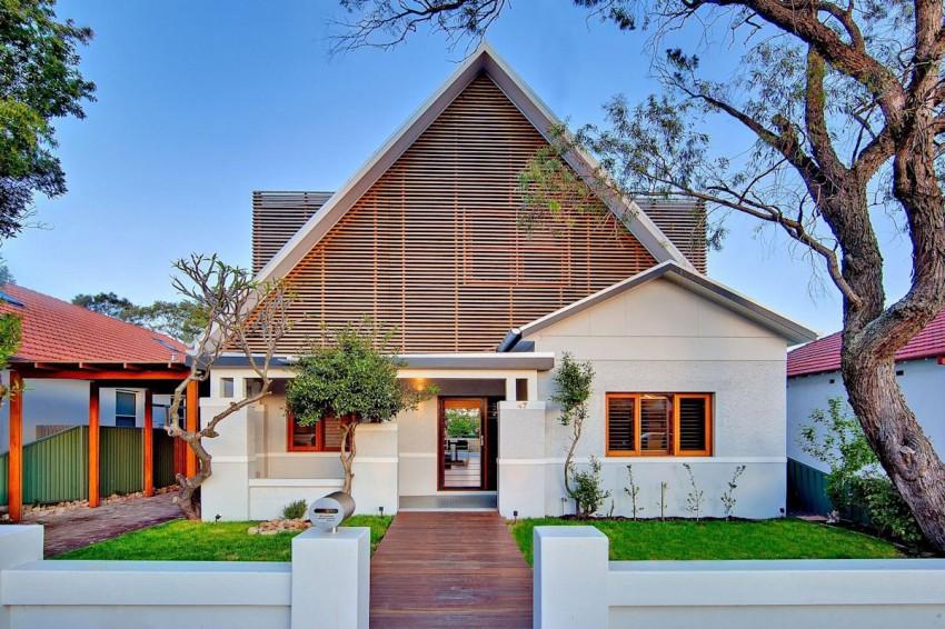Planos de casa con cuatro dormitorios construye hogar for Fachadas de casas segundo piso