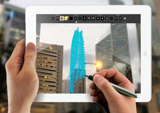 Aplicación para arquitectos y diseñadores