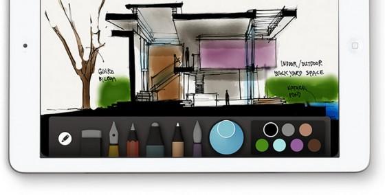 Aplicación para hacer dibujos de arquitectura