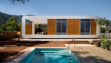 Photo of Casa ecológica prefabricada se controla con el smartphone