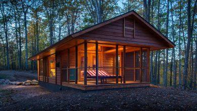 Photo of Diseño de pequeña casa de madera, tiene hermosa fachada y planos que aportan ideas para la construcción