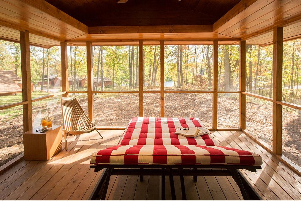 Dise o de casa peque a de madera planos construye hogar for Casa y diseno montevideo