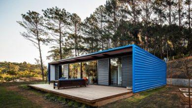 Photo of Diseño de casas construidas con contenedores, ideas para la construcción de viviendas