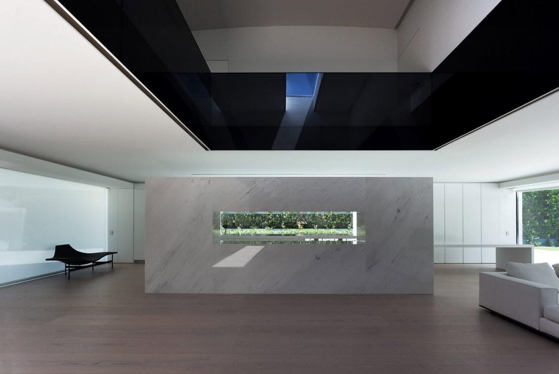 Planos de casa moderna de dos pisos ovalada construye hogar for Disenos de interiores para apartamentos