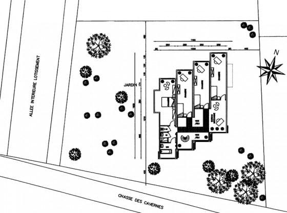 Planos de casa construida con contenedores 002