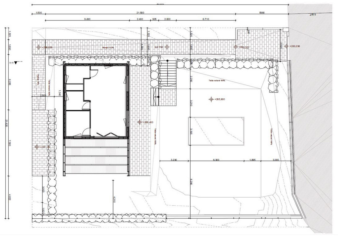 planos de casas termicas